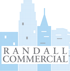 Randall Commercial Logo with buildings